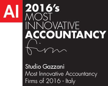 Studio Gazzani Premiato con l'Awards 2016