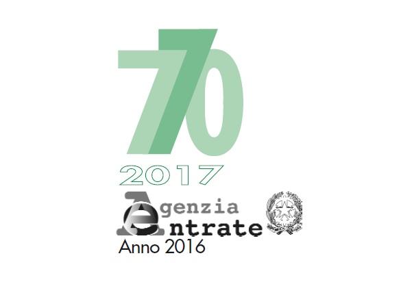 770 2017 nuovo modello per la dichiarazione dei sostituti for Dichiarazione 770