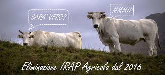 IRAP e Aziende agricole e Produttori agricoli – Esclusione da IRAP a partire dal 2016 – Effetti